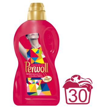 PERWOLL Color Edycja Limitowana Płyn do prania tkanin kolorowych 1.8l