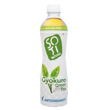 SOTI NATURAL Napój herbata zielona gyokuro niesłodzona BIO 530ml