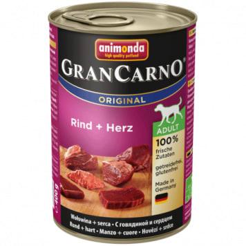 Pokarm dla psa z wołowina - Animonda. Pełnowartościowy pokarm dla Twojego pupila.