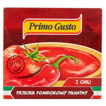 Melissa – Primo Gusto Tomatera Pikantny sos pomidorowy z chili sprawdzi się do zup i koktajli.