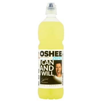 Napój izotoniczny o smaku cytrynowym 750 ml - Oshee Zero