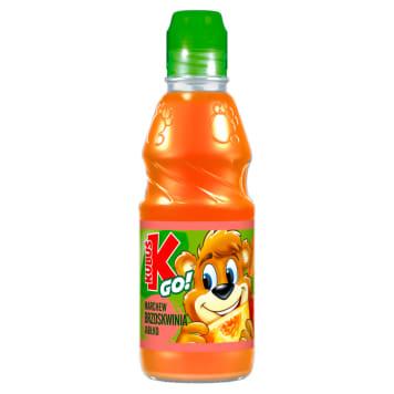 Kubuś Go! - Sok marchew, jabłko, brzoskwinia.