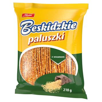 BESKIDZKIE Paluszki z sezamem 210g