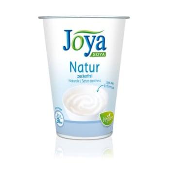 Naturalny jogurt sojowy– Joya. Jogurt to ciekawy dodatek do zdrowej diety, przydatny w każdej kuchni
