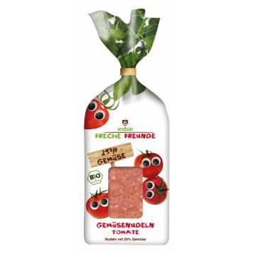 ERDBAR Makaron warzywny z pomidorem BIO 100g