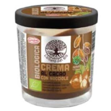 GANDOLA Krem czekoladowy z orzechami laskowymi BIO 200g