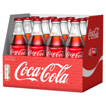 COCA-COLA Napój gazowany 3.96l