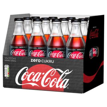 COCA-COLA ZERO Napój gazowany 3.96l
