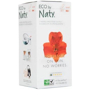 NATY Wkładki higieniczne ekologiczne Normal 32 szt. 1szt