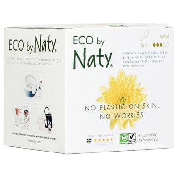 NATY Podpaski ekologiczne Normal 15 szt. 1szt