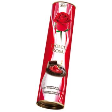 VOBRO Dolce Rose Praliny nadziewane 90g