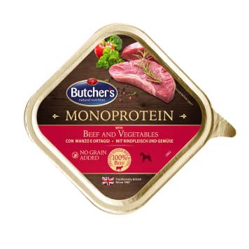 BUTCHER'S Monoprotein Karma dla psa z wołowiną i warzywami 150g