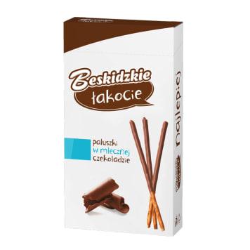 BESKIDZKIE Paluszki w mlecznej czekoladzie 50g