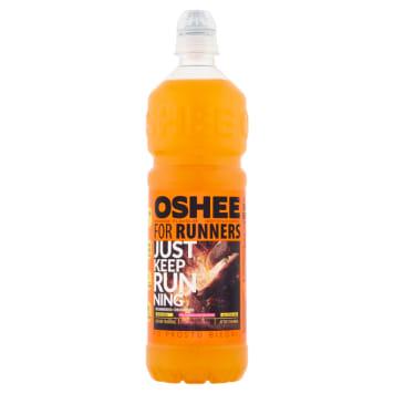OSHEE napój izotoniczny pomarańczowy 750ml - uzupełnia w organizmie wodę i składniki mineralne.