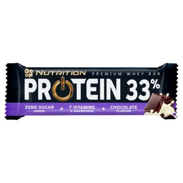 SANTE GO ON! Baton proteinowy 33% czekoladowy 50g