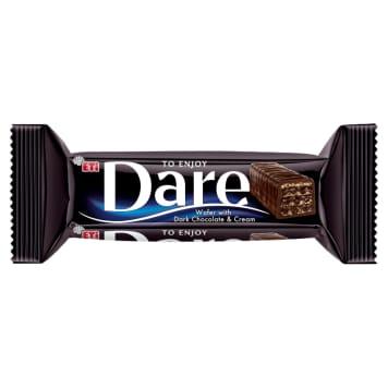 ETI Dare Wafel w ciemnej czekoladzie 50g
