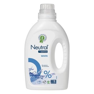 NEUTRAL Hipoalergiczny żel do prania tkanin białych 1l