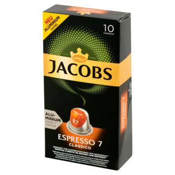 JACOBS Espresso Classico Kawa mielona w kapsułkach 10 kapsułek 52g