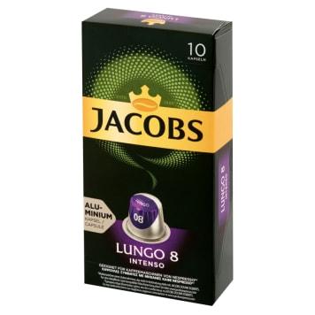 JACOBS Lungo Intenso Kawa mielona w kapsułkach 10 kapsułek 52g