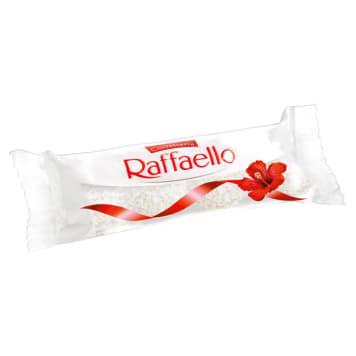 Praliny – Rafaello. Niezwykłe w swoim smaku i wyglądzie praliny kokosowe.