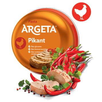 ARGETA Pasta mięsna pikantna 95g