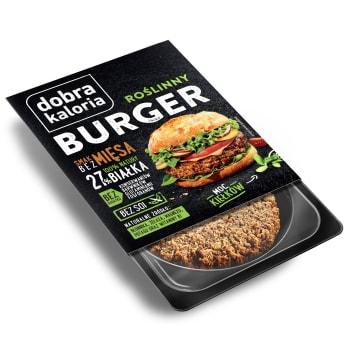 DOBRA KALORIA Roślinny Burger 170 g - Frisco.pl