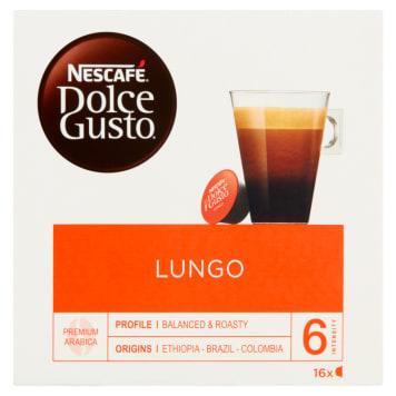 Kawa w kapsułkach - Nescafe