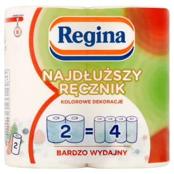 Ręcznik kuchenny - Regina. Uniwersalne i wyjątkowo trwałe.