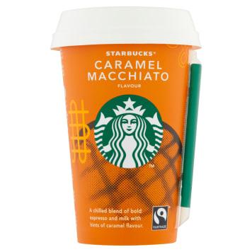 STARBUCKS Macchiato Caramel 220ml