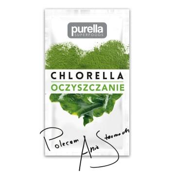 PURELLA SUPERFOODS Chlorella w proszku 21g