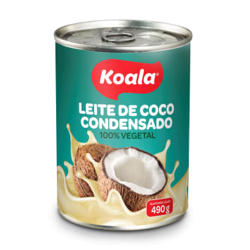 KOALA Mleczko kokosowe skondensowane 400ml