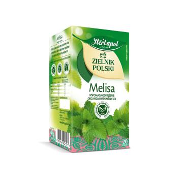 Melisa 20 torebek, Zielnik Polski - Herbapol