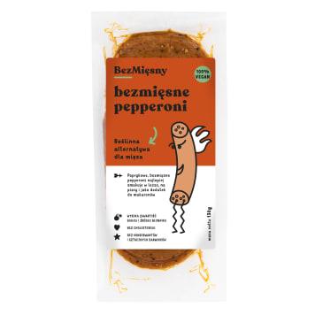 BEZMIĘSNY Bezmięsne pepperoni 130g
