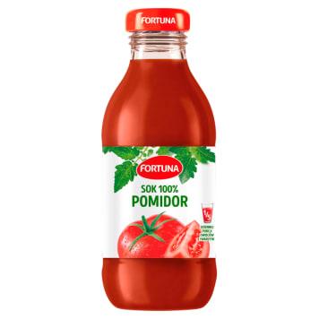 Sok pomidorowy ze świeżych pomidorów - Fortuna
