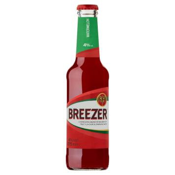 Napój alkoholowy o smaku arbuzowym - Bacardi Breezer. Doskonały smak i orzeźwienie.