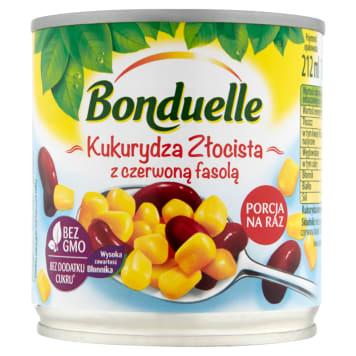 BONDUELLE Kukurydza z czerwoną fasolą Kidney 170g