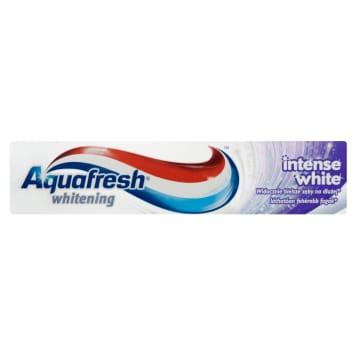 AQUAFRESH Whitening Pasta do zębów Intense White 100ml
