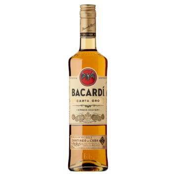 BACARDI Carta Oro Rum 700ml
