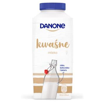 DANONE Kwaśne mleko 320g