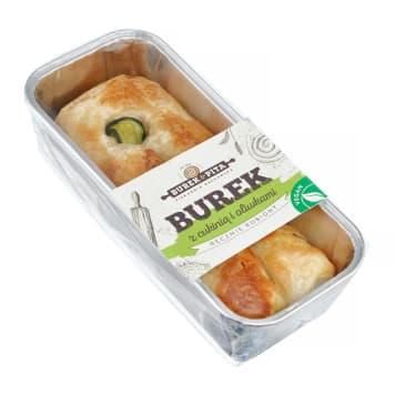 BUREK & PITA Burek z cukinią i oliwkami 250g