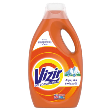 VIZIR ALPINE FRESH Płyn do prania 2.2l