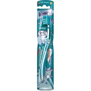 AQUAFRESH Szczoteczka do mycia zębów dla dzieci 9-12 lat 1szt