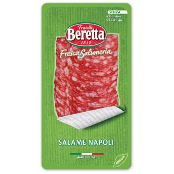BERETTA Salami Napoli - plastry 80g