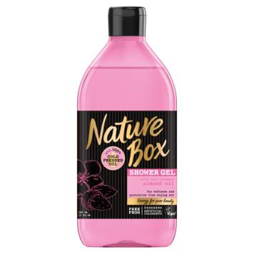 NATURE BOX Żel pod prysznic z olejem migdałowym 385ml