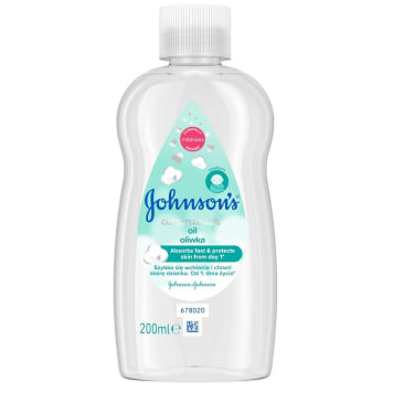 JOHNSONS® Cottontouch Oliwka 200 ml