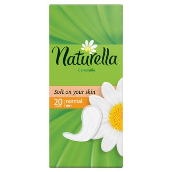 Wkładki higieniczne 20 szt. - Naturella - zachowaj świeżość w każdym ubraniu