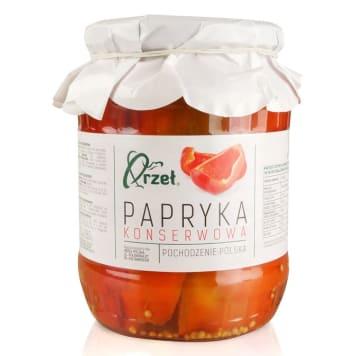 ORZEŁ POLSKA Papryka konserwowa 700g