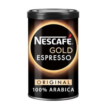 NESCAFÉ GOLD ESPRESSO Kawa rozpuszczalna 100% Arabica ORIGINAL 95g