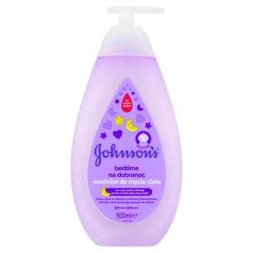 JOHNSONS® Bedtime Żel do mycia ciała na dobranoc 500ml