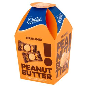 WEDEL Pralinki Peanut Butter 136g